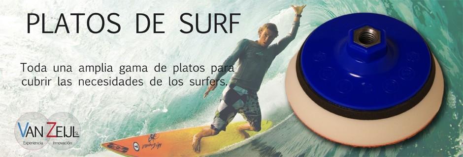 Platos de surf