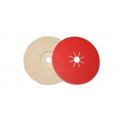Felt discs