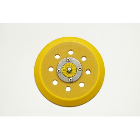 Dual Action Orbital Sander Pads 125mm - 8 Holes