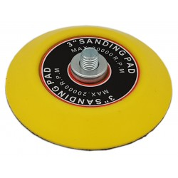 Dual Action Orbital Sander Pads 75mm